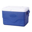 Coleman 36QT 塑料冰箱 - 藍色