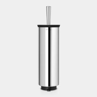 Brabantia Profile 廁所刷連座 - 鋼色