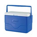 Coleman 28QT Poly. 塑料冰箱 - 藍色
