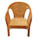 加深龍眼藤椅89025