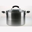 美亞 26cm 不銹鋼有蓋湯煲 (9.5L)