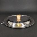 吉川原裝雪平鍋兼用蓋(適合20cm及22cm使用)