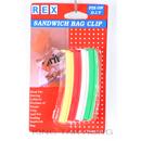 REX 8件裝食物夾