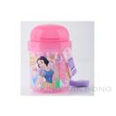 迪士尼公主 365ml 粉紅色水壼連飲管