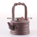 竹節紫砂茶壺