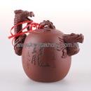龍頭紫砂茶壺