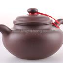 柿型紫砂茶壺