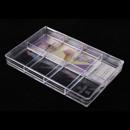 Living Story #12 膠透明盒 - 8格