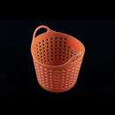 inomata COMO 橙色特色軟身小貯物籃