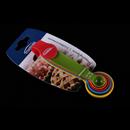 Trudeau 膠量匙 (5隻裝,5種顏色)