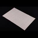 高貴PVC編織餐墊 - 米色