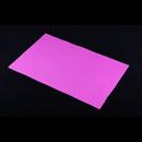 高貴PVC編織餐墊 - 螢光粉紅色