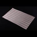 高貴PVC編織餐墊 - 直條紋 - 銅色
