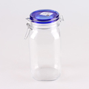 Bormioli Rocco Fido Vaso 1500 藍蓋密封玻璃瓶 1500ml