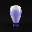 8594 塑膠有色水杯 21oz (藍/紅色)