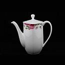 貴妃花方身長咀茶壺