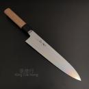 景清銀三鋼牛刀210mm