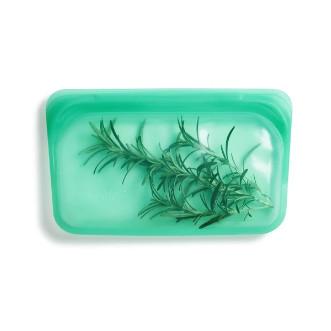 Stasher 矽膠密實袋 Snack - 翡翠綠