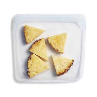 Stasher 矽膠密實袋 Sandwich - 透明