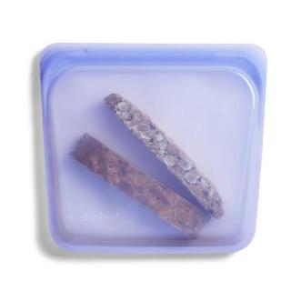 Stasher 矽膠密實袋 Sandwich - 紫水晶