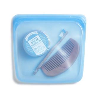 Stasher 矽膠密實袋 Sandwich - 托帕石藍