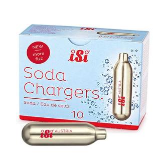 iSi Soda Charger 10 bulbs/box