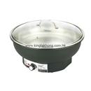 88系列 6.8L 圓形電熱自助餐爐 (玻璃蓋)