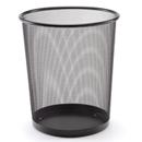 新海洋 4001 圓鋼垃圾桶 8.2L