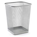 新海洋 4004 正方鋼垃圾桶 8.7L