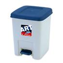 新海洋 417 長方膠腳踏垃圾桶 10L