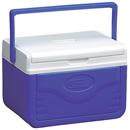 Coleman 5QT Poly.FlipLid™ 塑料冰箱 - 藍色