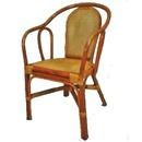 有背淺座藤椅89020