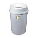 新海洋 GEO60-T 圓膠垃圾桶連蓋 60L