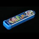 反斗奇兵藍色餐具盒連筷子、叉、匙羹
