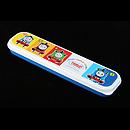 Thomas & Friends藍色餐具盒(大)