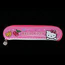 Hello Kitty粉紅色餐具袋