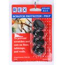 REX 4件裝32mm防刮保護墊
