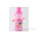 迪士尼公主 400ml 粉紅色水壼連飲管