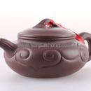 如意紫砂茶壺