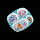 "Pooh Loves U - 小熊維尼 9.5"" 4格長方托盤"