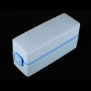 Asvel 600ml 藍色抗菌雙層飯盒