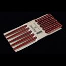 竹節木筷子 (5對裝)