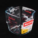 Marinex 8oz 玻璃量杯