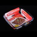 Marinex Classica 1.1L 細正方形玻璃烤盤