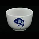 """藍鯉魚3""""茶杯"""