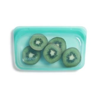 Stasher 矽膠密實袋 Snack - 海洋藍