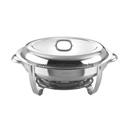 Regal 彎腳 9.0L 橢圓形不銹鋼自助餐爐